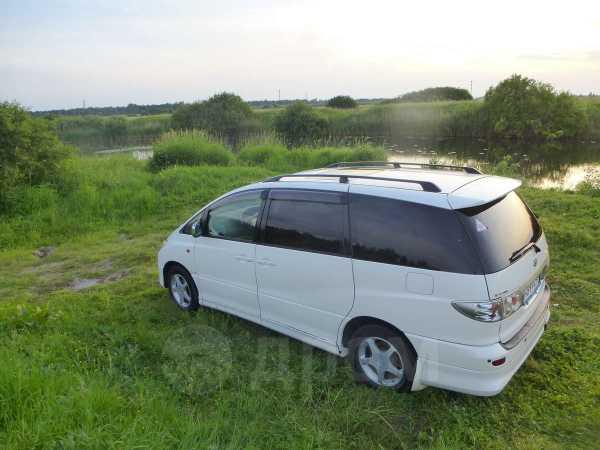Toyota Estima, 2002 год, 500 000 руб.