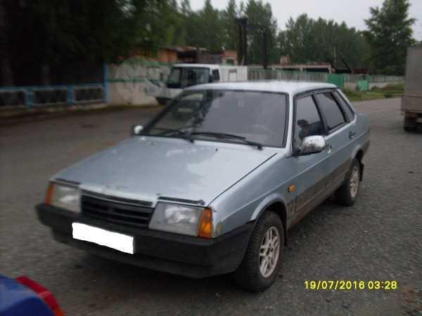 Лада 21099, 1997 год, 55 000 руб.