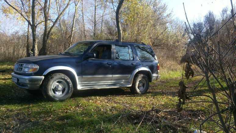 Ford Explorer, 1995 год, 199 000 руб.