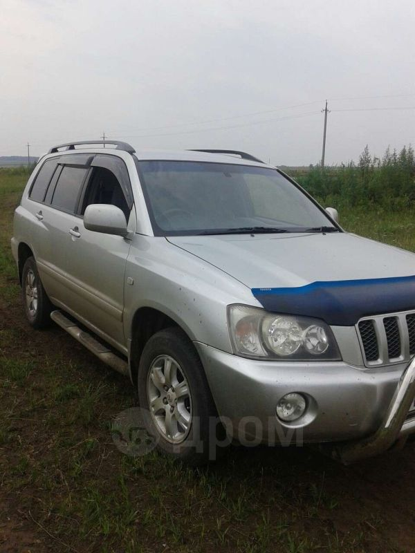 Toyota Kluger V, 2001 год, 520 000 руб.