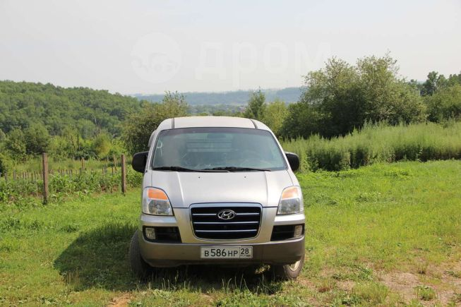 Hyundai Starex, 2007 год, 420 000 руб.