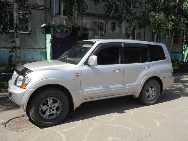 Mitsubishi Pajero, 2001 год, 560 000 руб.