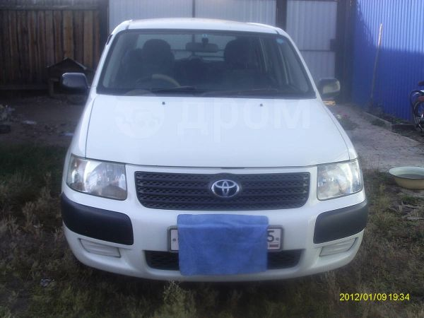 Toyota Succeed, 2006 год, 350 000 руб.