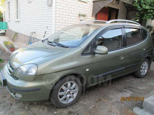 Chevrolet Rezzo, 2006 год, 280 000 руб.