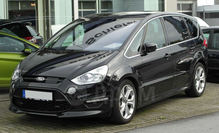Ford S-MAX, 2008 год, 785 000 руб.