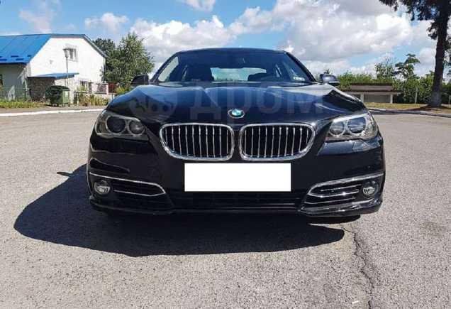 BMW 5-Series, 2015 год, 1 670 000 руб.