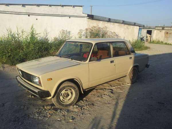 Лада 2105, 1991 год, 60 000 руб.