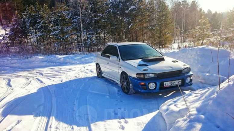Subaru Impreza WRX STI, 2000 год, 290 000 руб.