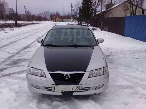 Mazda 626, 1999 год, 195 000 руб.