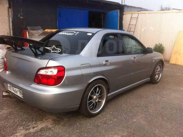 Subaru Impreza WRX, 2004 год, 499 000 руб.