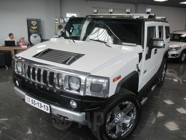 Hummer H2, 2008 год, 1 900 000 руб.
