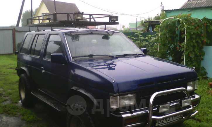 Nissan Pathfinder, 1992 год, 310 000 руб.