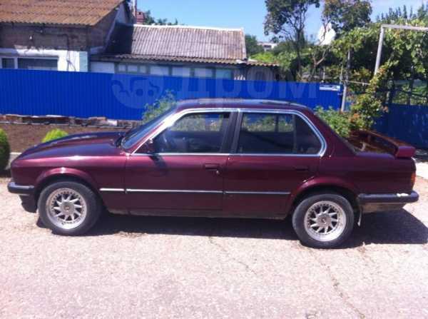 BMW 3-Series, 1985 год, 60 000 руб.