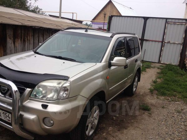 Nissan X-Trail, 2002 год, 400 000 руб.