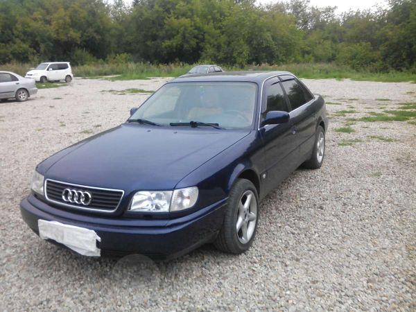 Audi A6, 1995 год, 180 000 руб.