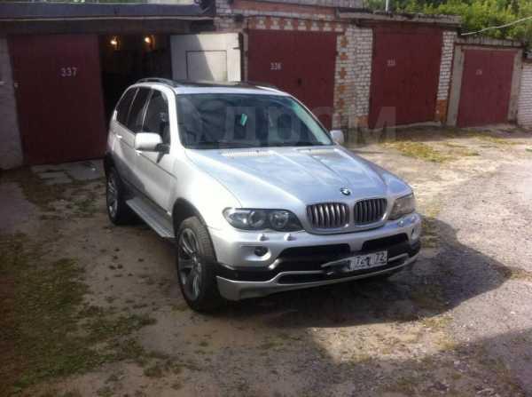 BMW X5, 2005 год, 578 000 руб.