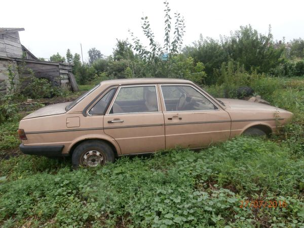 Audi 80, 1981 год, 30 000 руб.