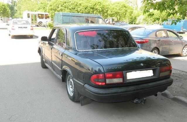 ГАЗ 3110 Волга, 1998 год, 16 000 руб.