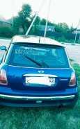 Mini Coupe, 2003 год, 339 000 руб.