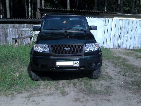 УАЗ Патриот, 2011 год, 550 000 руб.