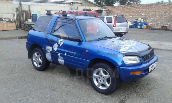 Toyota RAV4, 1995 год, 255 000 руб.