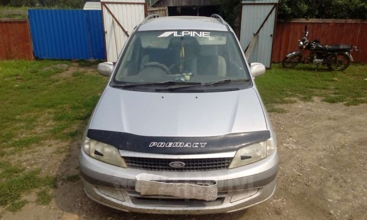 Ford Ixion, 2000 год, 265 000 руб.