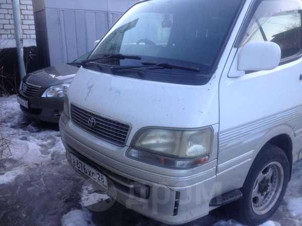 Toyota Hiace, 1997 год, 200 000 руб.