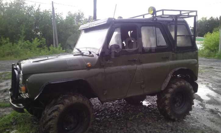 УАЗ 469, 1987 год, 205 000 руб.