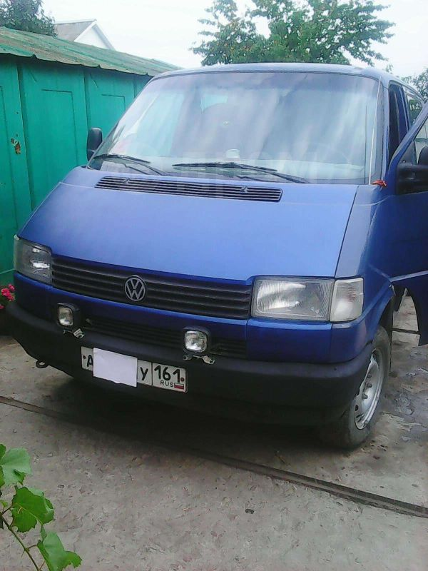 Volkswagen Transporter, 1994 год, 230 000 руб.