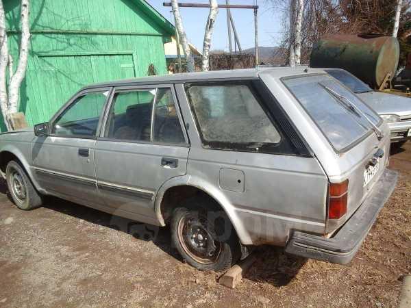 Nissan Bluebird, 1985 год, 27 000 руб.