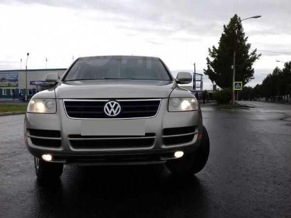 Volkswagen Touareg, 2005 год, 680 000 руб.