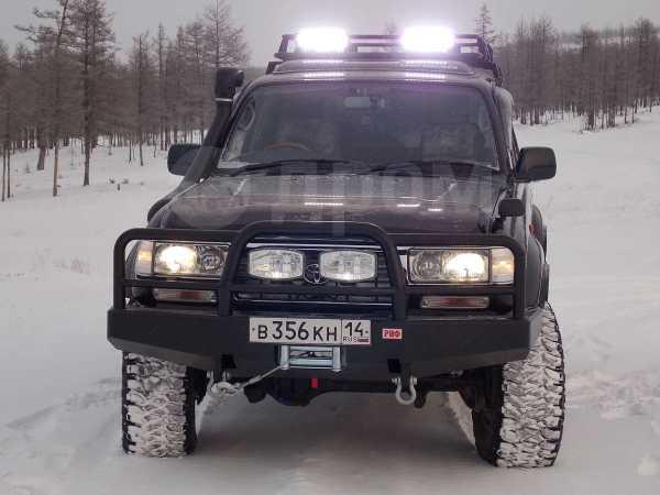 Toyota Land Cruiser, 1995 год, 1 300 000 руб.