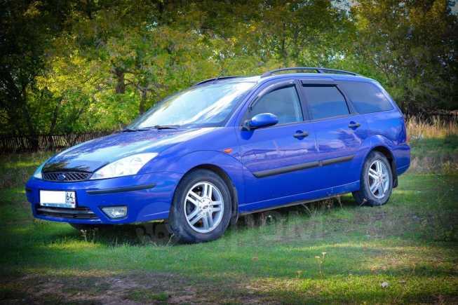 Ford Focus, 2002 год, 158 000 руб.
