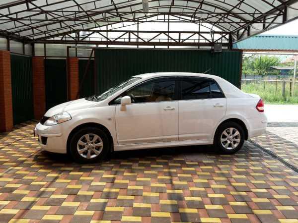 Nissan Tiida, 2012 год, 520 000 руб.