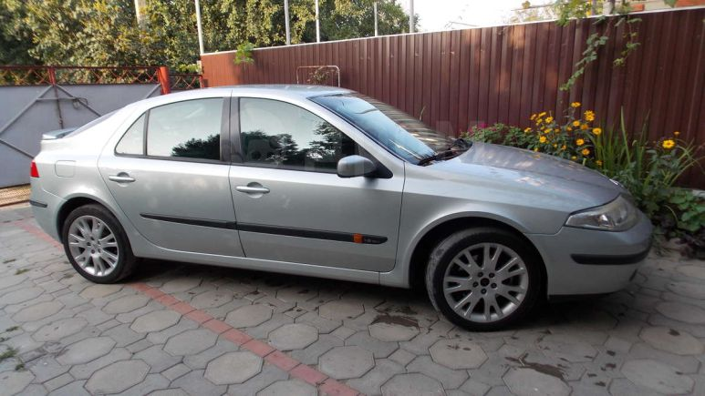 Renault Laguna, 2001 год, 245 000 руб.