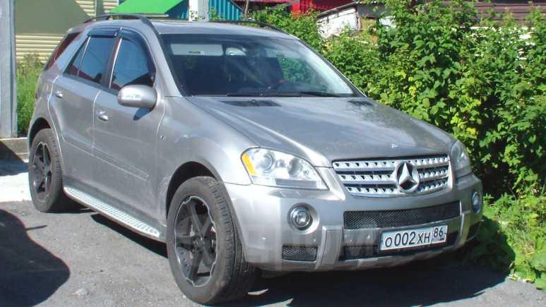 Mercedes-Benz M-Class, 2005 год, 770 000 руб.