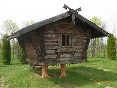 Этнографический комплекс Белорусская деревня