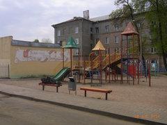 Могилевский сквер