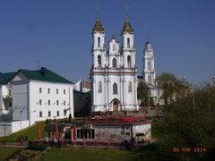 Воскресенская церковь (Витебск) (Храм)