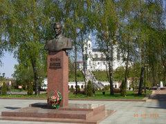 П. М. Машерову (Витебск) (Памятник)