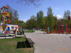 Парк культуры и отдыха им.Советской Армии (Мазурино)