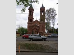 Собор Святой Варвары (Витебск) (Храм)
