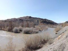 Кызылташ, устье (Река)