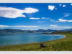 Озеро Толбо-Нуур, Монголия