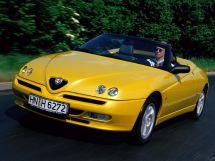 Alfa Romeo Spider рестайлинг 1998, открытый кузов, 2 поколение, 916
