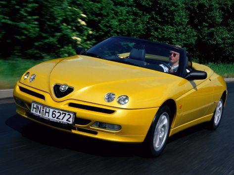 Alfa Romeo Spider (916) 06.1998 - 06.2003