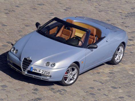 Alfa Romeo Spider (916) 06.2003 - 12.2005
