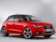 Audi A1 2011, хэтчбек, 1 поколение, 8X