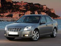 Cadillac BLS 2006, седан, 1 поколение