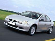 Chrysler Neon 1999, седан, 2 поколение
